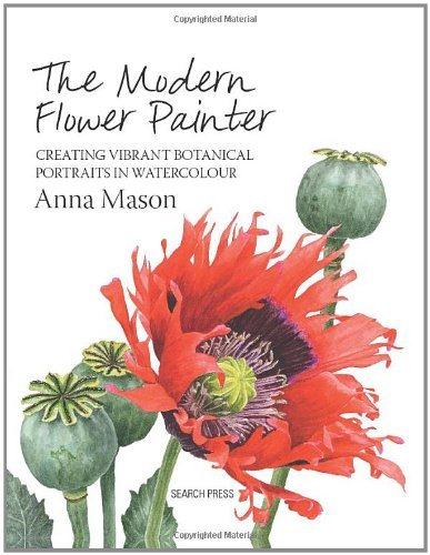 Anna Mason The Modern Flower Painter Creating Vibrant Botanical Portraits In Watercolo