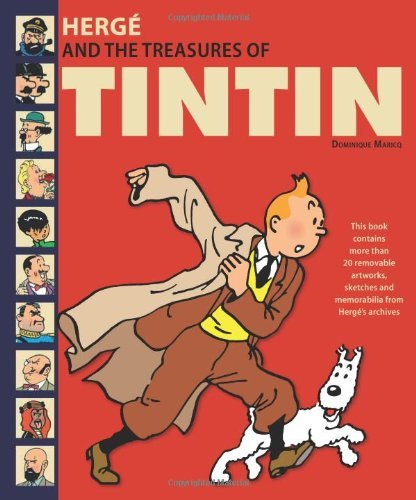 Dominique Maricq Herge And The Treasures Of Tintin