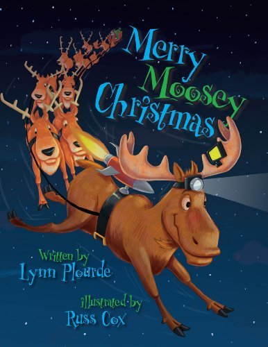Lynn Plourde Merry Moosey Christmas