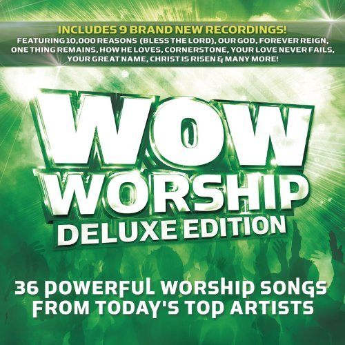 Wow Worship (lime) Wow Worship (lime) Deluxe Ed. 2 CD