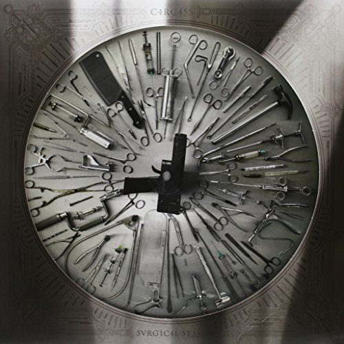 Carcass Surgical Steel Decibel Tour Picture Disc