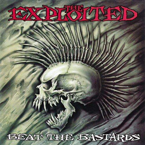 Exploited Beat The Bastards 2 CD