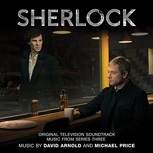 David & Michael Price Arnold Sherlock Original Tv Soundtrac