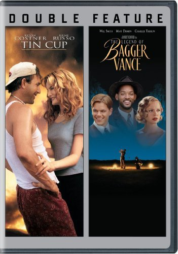 Legend Of Bagger Vance Tin Cup Double Feature DVD Nr
