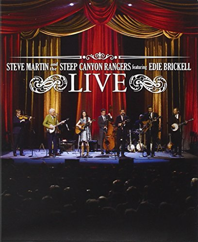 Steve Martin & The Steep Canyon Rangers Steve Martin & The Steep Canyon Rangers Featuring Edie Brickell Blu Ray Incl. Bonus CD