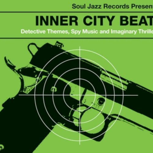 Soul Jazz Records Presents Inner City Beat 2 Lp Incl. Book & Download