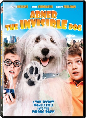Abner The Invisible Dog Chokachi Louise Ws Nr