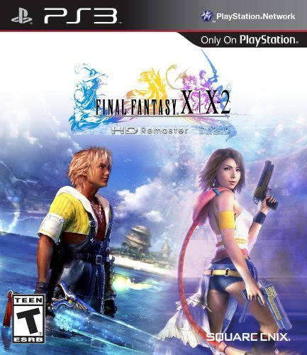 Ps3 Final Fantasy X & X 2hd Remaster Square Enix