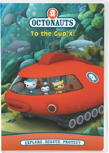 Octonauts To The Gup X! DVD Nr