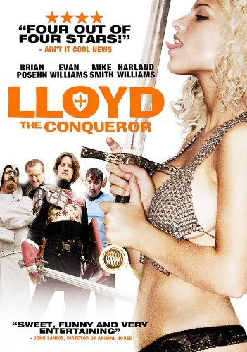 Lloyd The Conqueror Posehn Williams Smith DVD R