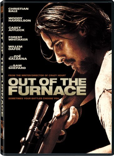 Out Of The Furnace Bale Affleck Saldana DVD R Ws