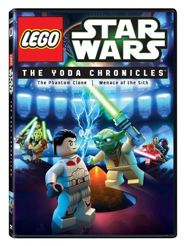 Lego Star Wars Yoda Chronicles DVD Nr Ws