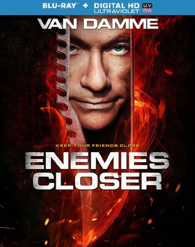 Enemies Closer Enemies Closer Blu Ray Ws R Uv