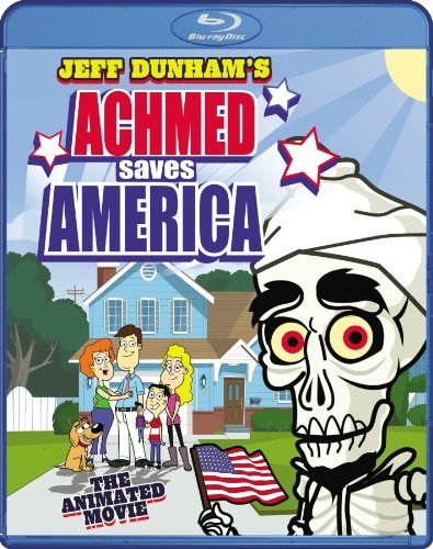 Jeff Dunham Achmed Saves America Blu Ray Ws Nr