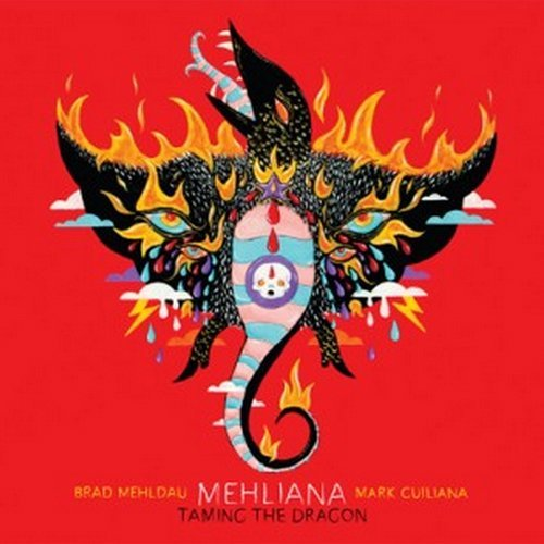 Mehldau Brad Guiliana Mark Mehliana Taming The Dragon 2 Lp Incl. CD
