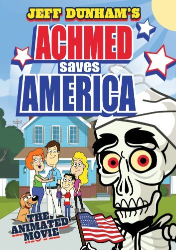 Jeff Dunham Achmed Saves America Ws Nr