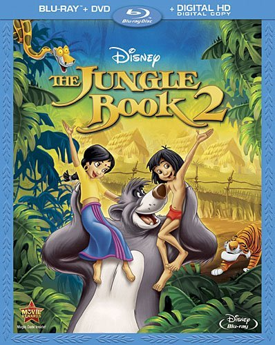 Jungle Book 2 Jungle Book 2 Blu Ray Ws G DVD Dc