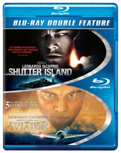 Shutter Island Aviator Double Feature Blu Ray Nr Ws