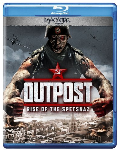 Outpost 3 Rise Of The Spetzna Larkin Thompson Blu Ray Ws Nr