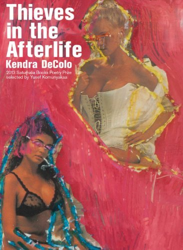Kendra Decolo Thieves In The Afterlife