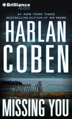 Harlan Coben Missing You Abridged