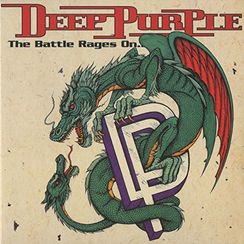 Deep Purple Battle Rages On Come Hell Or H Import Gbr 2 CD