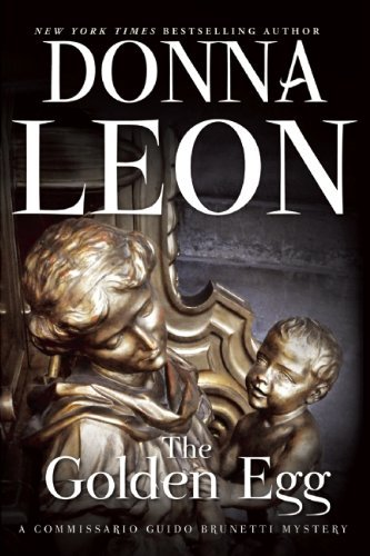 Donna Leon The Golden Egg