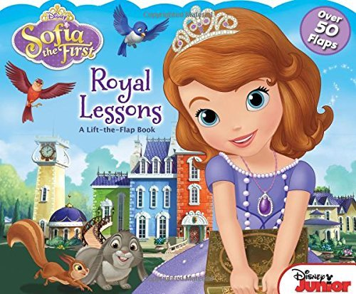 Disney Book Group Sofia The First Royal Lessons
