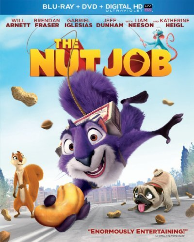 Nut Job Nut Job Blu Ray Pg