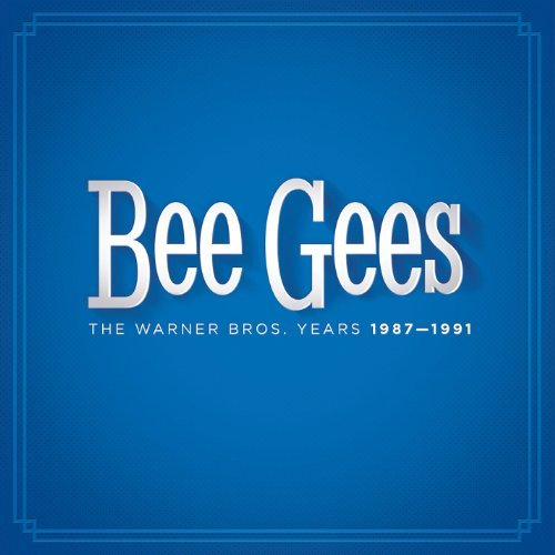 Bee Gees Warner Bros Years 1987 1991