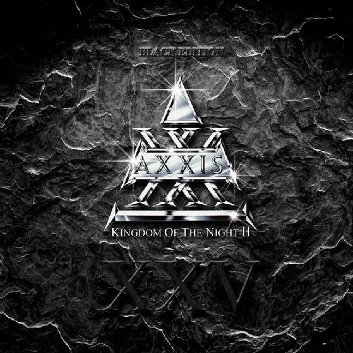 Axxis Kingdom Of The Night Ii (black