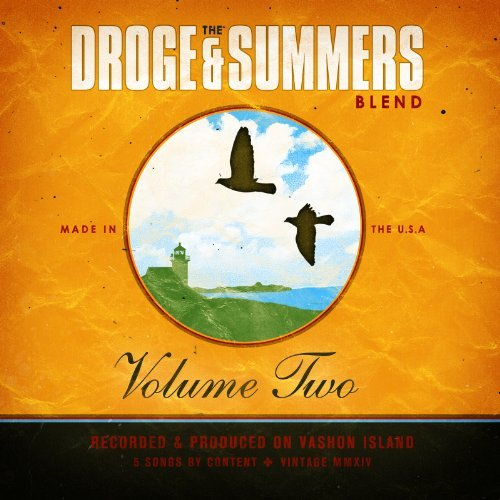 Droge & Summers Blend Volume Two Digipak