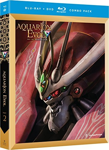 Aquarion Season 2 Part 2 Blu Ray Tv14 Ws