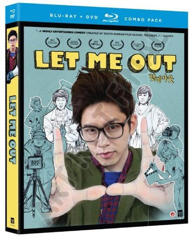 Let Me Out Let Me Out Blu Ray Tvpg Ws