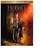 Hobbit Desolation Of Smaug Mckellen Freeman Armitage DVD Uv Pg13 Ws