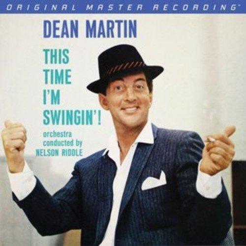 Dean Martin This Time I'm Swingin