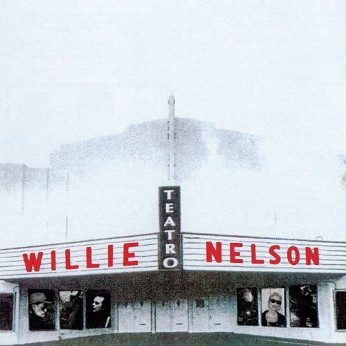 Willie Nelson Teatro 2 Lp