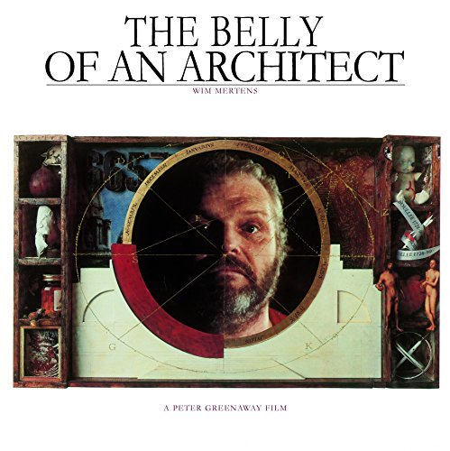Wim Mertens Belly Of An Architect Import Eu