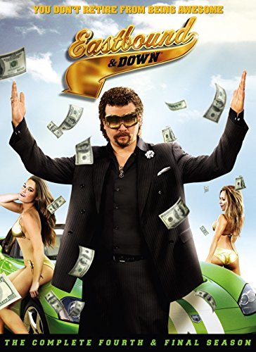 Eastbound & Down Season 4 DVD Nr