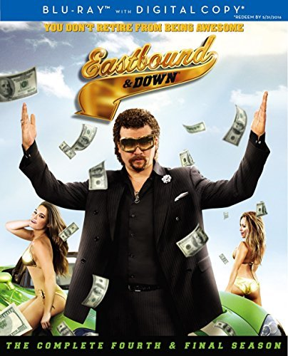 Eastbound & Down Season 4 Blu Ray Nr Ws