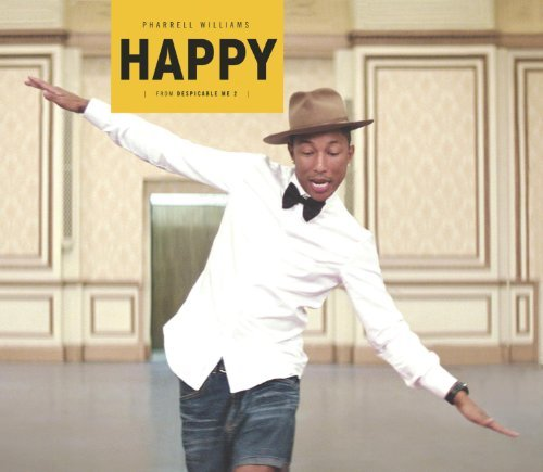Pharrell Williams Happy (from Despicable Me)
