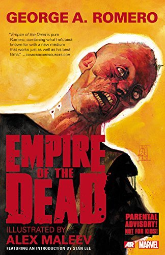George Romero Empire Of The Dead Act One