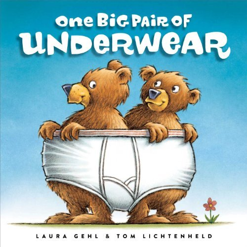 Laura Gehl One Big Pair Of Underwear