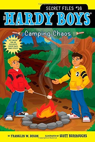 Franklin W. Dixon Hardy Boys Camping Chaos