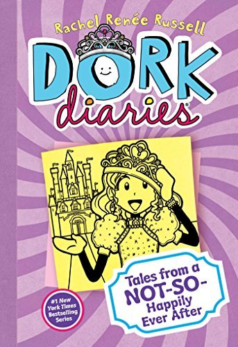 Rachel Renee Russell Dork Diaries 8 Tales From A Not So Happily Ever After