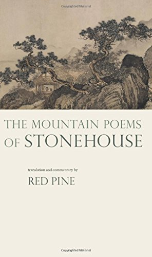 Stonehouse The Mountain Poems Of Stonehouse