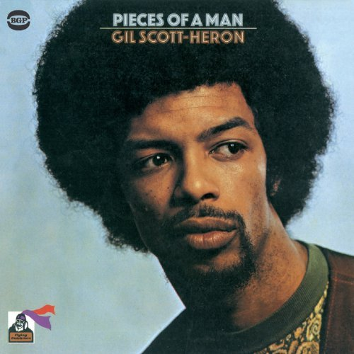 Gil Scott Heron Pieces Of A Man Import Gbr