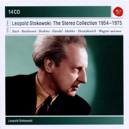 Leopold Stokowski Leopod Stokowki The Stereo Co 14 CD