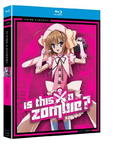 Is This A Zombie? Season 1 Blu Ray DVD Nr Ws