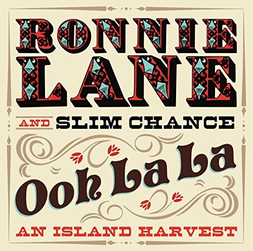 Ronnie Slime Chance Lane Ooh La La An Island Harvest 2 CD